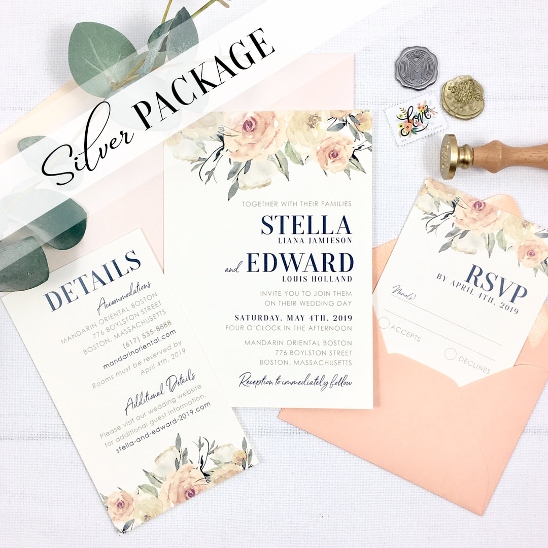 Wedding Invitation Packages.Inspiration I Do Custom Invitation Design For Weddings Events